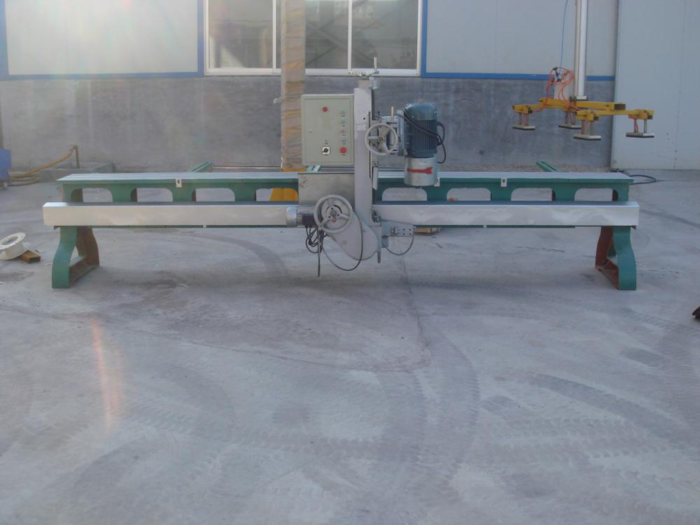 3000mm manual granite tile polishing machine