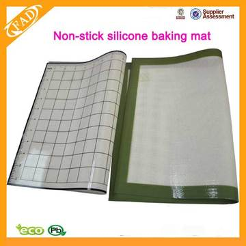 Rich experience bakery mats silicone baking mat