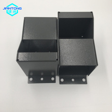 custom sheet metal stamping parts with powder coating