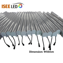 Building Facade SMD5050 DMX LED Linear Tube Light