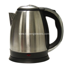 Free sample for for Electric Cordless Glass Tea Kettle Wholesale stainless steel electric kettle export to France Manufacturers