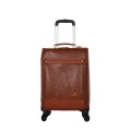 Customized PU travel business luggage set
