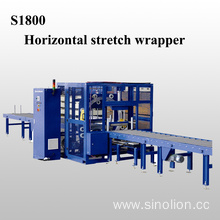 Good Quality for Mechanical Pre Stretch Wrapper Durable Horizontal Stretch Wrapper supply to Serbia Supplier