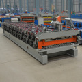 Corrugated IBR Double Layer Roll Forming Profile Machine