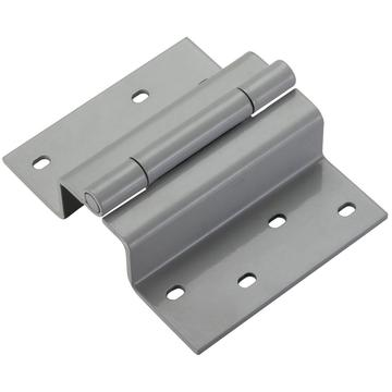 Steel Housing Electric-plating/Powder-coated External Hinges