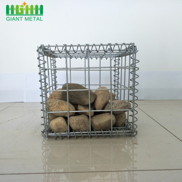 Hexagonal Wire Netting Wire Cloth Woven Gabion Box