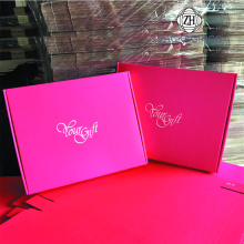 10 Years for Shipping Moving Box Hot Selling Airplane Rectangle Shipping Gift Box supply to Ethiopia Factory