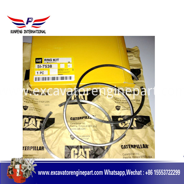 CAT engine parts piston ring 5I-7538