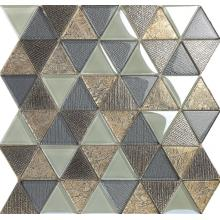 Triangle Chip Splice Decoration Mosaic