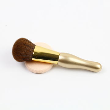 Factory Direct Sales Gold Color Mini Makeup Brushes