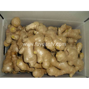 Air dried ginger to U.k.