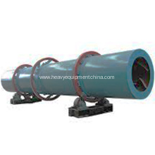 Industrial Rotary Drum Dryer Machine For Sale