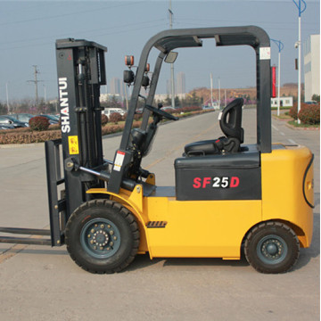 2.5 Ton Electric Lifter Truck with DC Motor