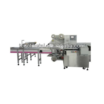 Lollipop Pillow Packing Machine