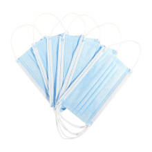 Non-Woven Coronavirus Protection 3ply Disposable Face Mask