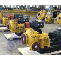 Horizontal centifugal Slurry Pumps different outlet