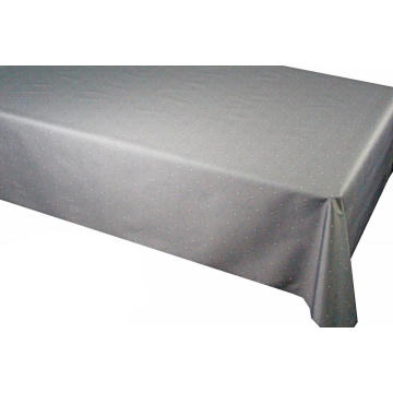 Pvc Printed fitted table covers for 6 Seater