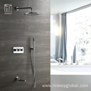 Factory directly sale for Shower Mixer Faucet HIDEEP Three Function Cold And Hot Shower Mixer supply to India Exporter