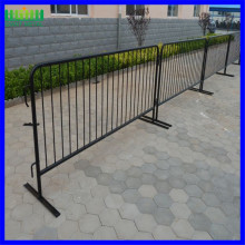 PVC coating crowd control barriers