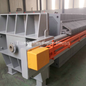 Hydraulic Driven Metallurgy Chamber Filter Press