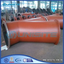 Manufacturing Companies for Y Branch Fitting Reducing stainless exhaust y pipes export to Poland Factory
