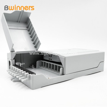 White FDB Outdoor Fiber Optic Distribution Box