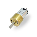N20 14mm double shaft DC gear reducer motor
