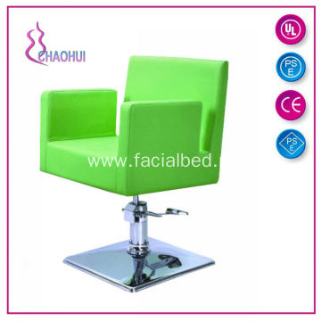 Height Adjustable Salon Chair With Hydraulic Base