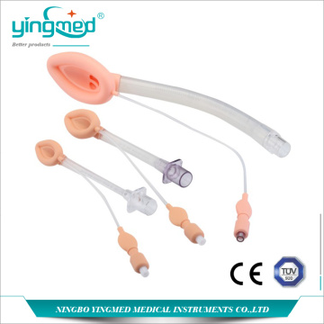 Disposable Silicone Laryngeal Mask airway management