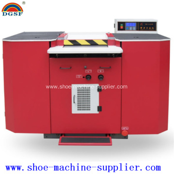 Wholesale Discount for China Leather Splitting Machine,Leather Folding Machine,Leather Machine Wholesale Plc Band Knife Splitting Machine BD-L420W supply to India Exporter