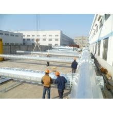 100M Transmission Line Steel Tubular Pole