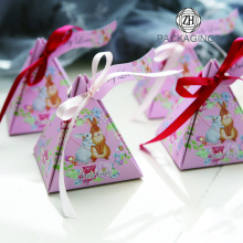 10 Years for Candy Paper Storage Boxes Wedding Favors Box Candy Packaging Gift Boxes supply to Czech Republic Factory