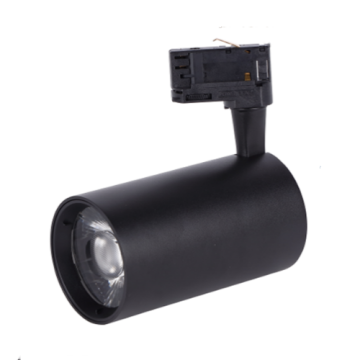 Clothing Store Black 20W LED Track Light