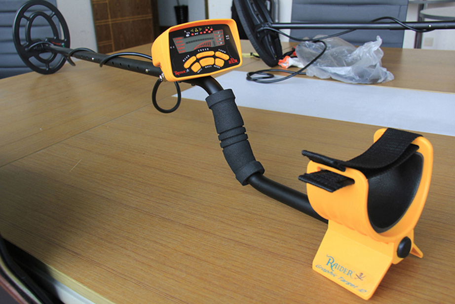 copper metal detector