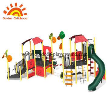 Outdoor Playground equipment for Children Physical Play