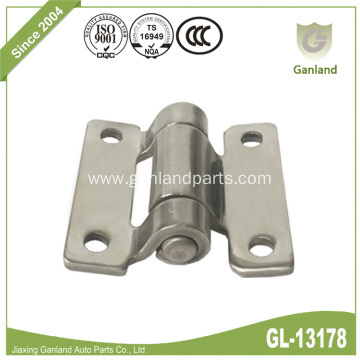 Stainless Steel Light Duty Flat Butt Door Hinge