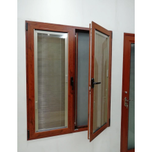 Lingyin Construction Materials Ltd aluminum casement windows with glass factory sale