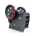 European Type Railroad Mining Jaw Crusher