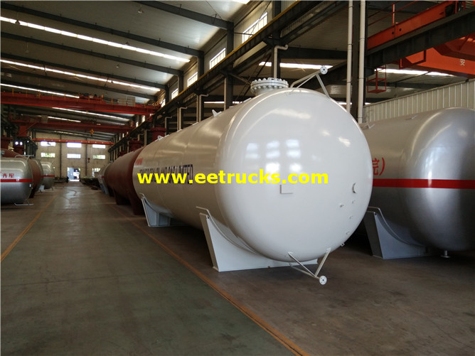 Bulk Propane Domestic Vessels