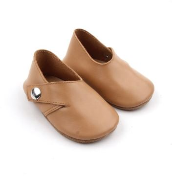 Classic Leather Baby Boy Casual Toddler Shoes