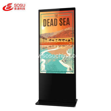 Totem LCD Touch Screen Digital Signage