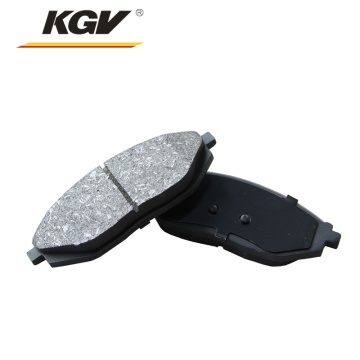 GDB3195 Low-metallic Brake Pad For CHEVROLET BEAT