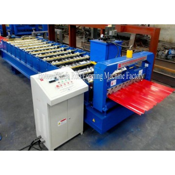 Iron Sheet Wall Roof Roll Forming Machine