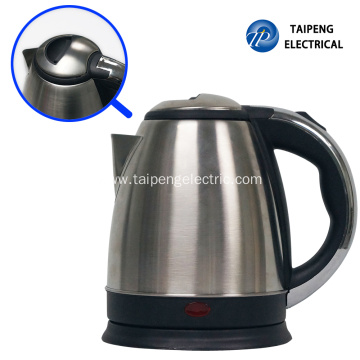 Good Quality for Stainless Steel Electric Tea Kettle Commercial electric hot pot kettles supply to Netherlands Manufacturers