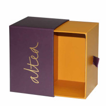 Gift Drawer Paper Box Packaging