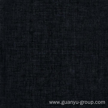 Black Brocade Matt Finish Porcelain Floor Tile