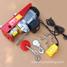 Small Light Weight Wire Rope Electric Hoist