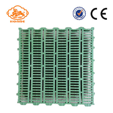 Easy Clean Piglet Plastic Slatted Flooring For Pig