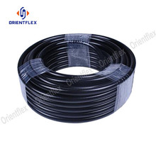 Customized for PU Briaded Hose Water air PU high temperature flexible plastic tubing supply to South Korea Factory