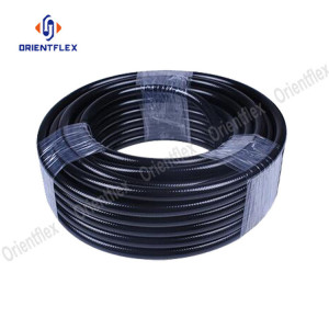 Water air PU high temperature flexible plastic tubing